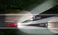 Opel's LED Matrix Light Reduces Risk of Wildlife Accidents