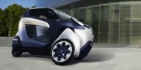 The Toyota I-Road Personal Mobility Concept Car Was Confirmed for Production