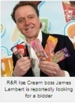 Informed Sources Say Potential Buyers for R&R Ice Cream Put First-Round Bids on Table