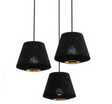 Jake Phipps Apollo Pendant Light Is Made Entirely From Coconut Fiber