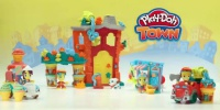 Hasbro Launches Play-Doh Town Campaign Across Cartoon Network, Boomerang and Cartoonito