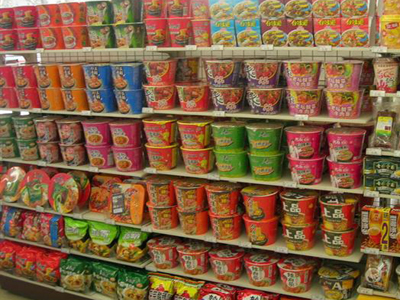 Consumers Lose Taste for Instant Noodles