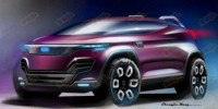 Qoros Hq3 Cross Has Broken Cover Ahead of The Brand's World Debut at Motor Show