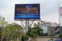 QSTECH Outdoor Full Color LED Display Was Installed Successfully at Plaza Imagen in Mexico