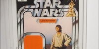 Star Wars Proof Card Has Been Sold for The Princely Sum on Ebay This Weekend