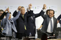 Historic Climate Pact Adopted at COP21