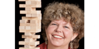 Listen to Leslie Scott Reveal How She Came up with Jenga on The Latest Inventors Podcast