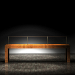 The Sobre LED Modular Task Light by Koncept Recreates The Desk Lamp