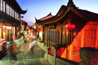Ancient Jiading Drives Into The Future