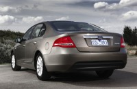 2013 Ford Falcon XT Ecoboost Rides Brilliantly, Soothing Around Town