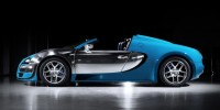 Bugatti Continues to Roll-out Its Six-Strong 'Les Legendes De Bugatti' Series