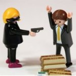 'Bank with Safe' Play-Set Sends out The Wrong Message to Children