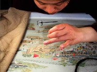 Hair Embroidery Is One of The Gems of Chinese Embroidery Art