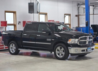 """New at Our Track Is One of The Top Contenders-a Four-Wheel-Drive RAM 1500 """"Big Horn"""" Model"""