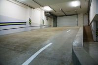 Many Home Owners Prefer to Keep Their Concrete Garage Floors Unpainted