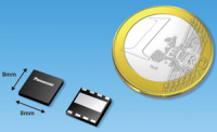 Panasonic Launched The Industry's Smallest E-Mode Gan Power Transistor