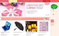 Creative Gifts, Surprise You!