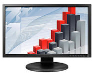 LCD Monitor Shipments Drop Over 6% in 1Q17