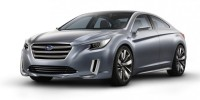 Subaru Legacy Concept Releases Its Premiere at Los Angeles Auto Show