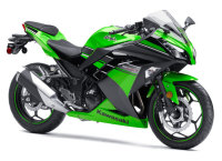 Novice Motorcycle Riders Another Choice with ABS Was Given by 2013 Kawasaki Ninja 300