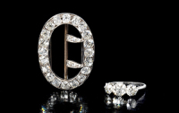 Two Jewels That Once Belonged to Agatha Christie Sold for Nearly $80,000