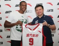 Anta Sports Has Signed an Endorsement Contract with Rajon Rondo