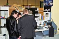 Embroidery Machines Innovations Is Showed by ZSK at Vogtland