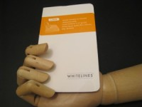 I Reviewed a Whitelines Notebook That I Really Enjoyed Using It
