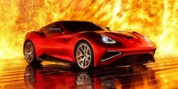 The Icona Vulcano Has Made a Fiery Debut at The Shanghai Auto Show