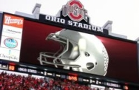 Lighthouse and Panasonic Installed 16 LED Displays and Video Fascia at Ohio Stadium