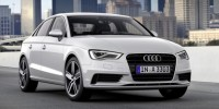 The Audi A3 Will Be Available for The First Time as a Sedan When It Launched in Late 2013