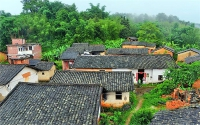 Venerable Villages on Mount Danxia