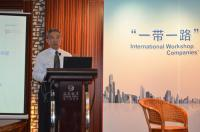 "The International Workshop on Companies' Sustainable Development in the Context of ""Belt and Road"" Initiative Held"