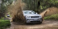 The Jeep Grand Cherokee Overland Is The Top Variant of The Best-selling Large SUV