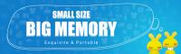 Small Size, Big Memory