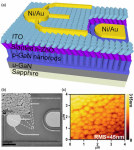 Researchers in Taiwan Have Produced Zinc Oxide/Gallium Nitride Nano