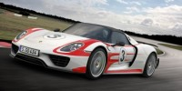 Porsche 918 Spyder Revealing Even Better Figures for The Hybrid Supercar