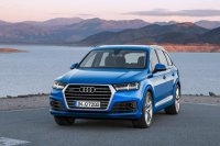 Audi Introduces Q7 SUV Ahead of The 2015 Detroit Motor Show