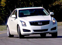 New ATS Is Targeted Squarely at Its European Compact Sports Sedan Rivals
