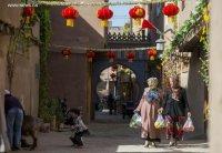 Xinjiang Muslims Embrace Corban Festival