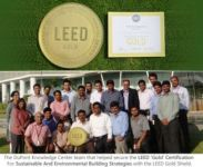 Dupont Has Been Awarded The Prestigious Leadership in LEED