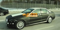 Hybrid, AWD C63, S-Class Styling Is Got by 2014 Mercedes-Benz C-Class