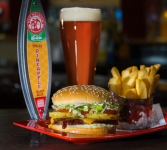Red Robin and New Belgium Brewing Partner to Create Burger-Inspired Beer