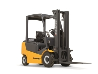 Jungheinrich Has Released IC Engine Powered Forklift Trucks