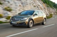 Opel Has Unveiled The New Insignia Country Tourer Ahead of Its Launch
