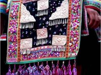 Embroidery Is an Art Craft Performed by Using Needle and Colored Thread