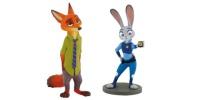 Marbel Reveals New Disney Zootropolis Figures