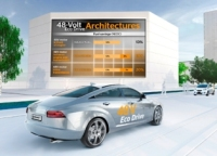 Continental Starts Developing Solutions for 48v Hybrid Architectures