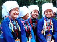 Since The Stone Age The Bouyei Ethnic Minority Have Inhabited What Is Now Guizhou Province