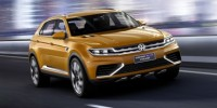 Volkswagen Crossblue Coupe Concept Have Been Announced